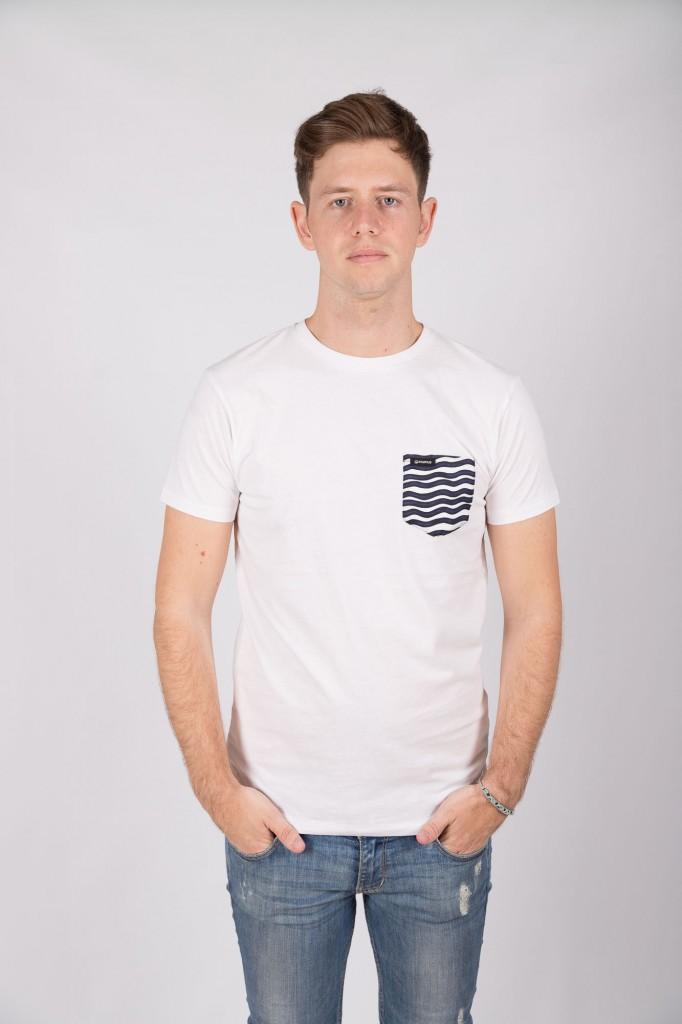 Camiseta Blanca Guaire