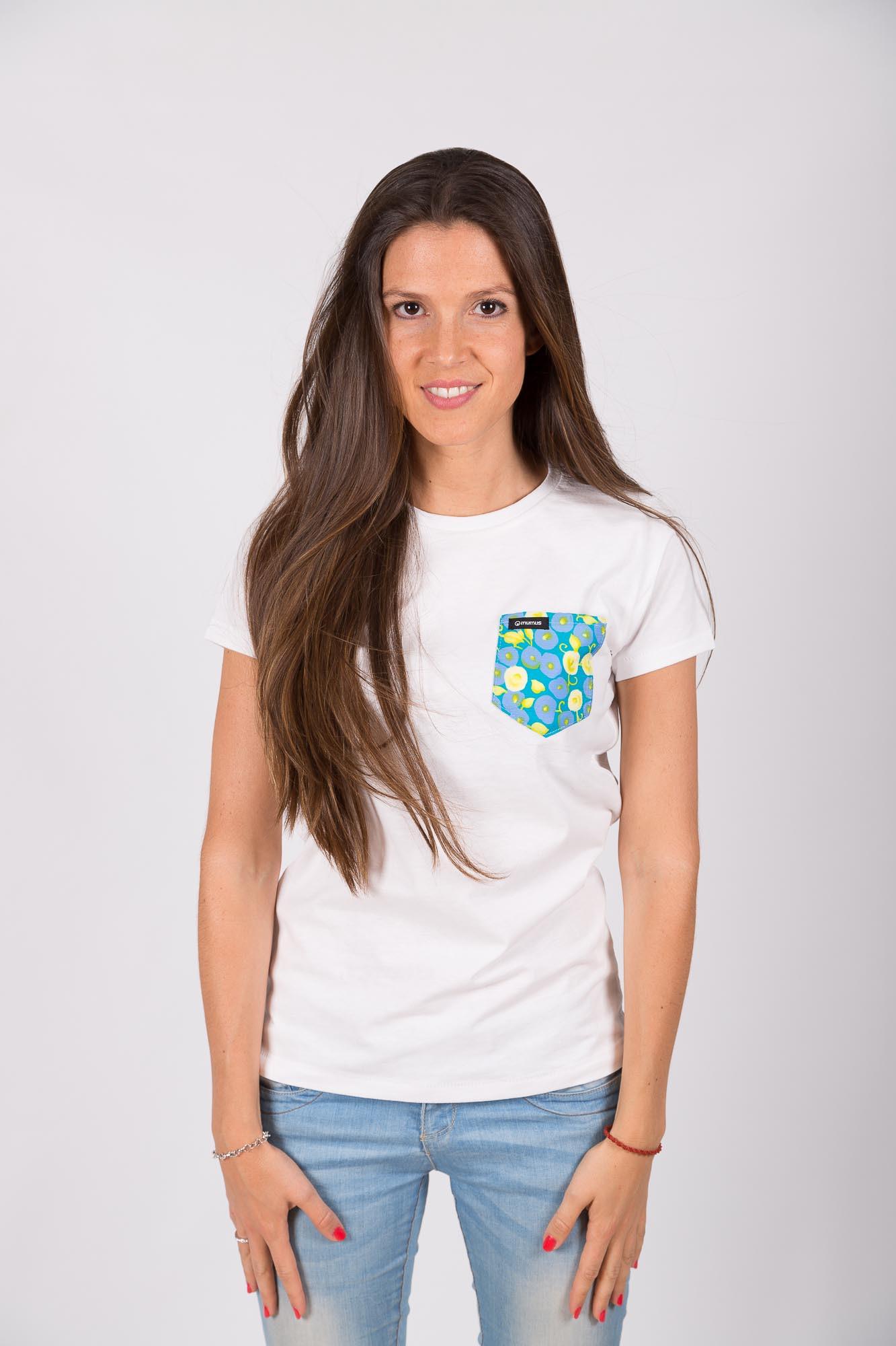Camiseta Blanca Seabird