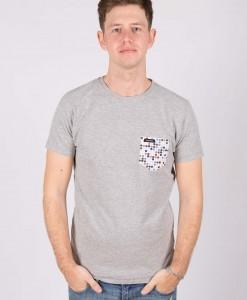 Camiseta Gris Dotstar